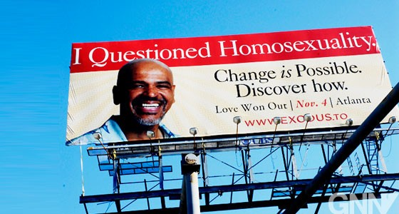 Gay reversal therapy